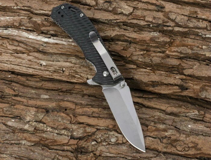 Buy ZT Zero Tolerance Folding Knife 5Cr13Mov Wire Drawing Blade Pocket Survival Knifes Tactical Hunting Camping Knives Outdoor Tools cheap