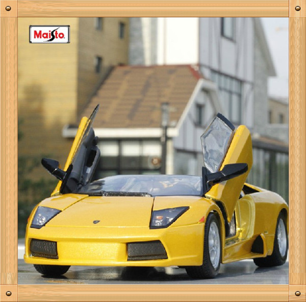 Popular Alloy Car Model 1:18 Diecast Car Simulation Car(China (Mainland))