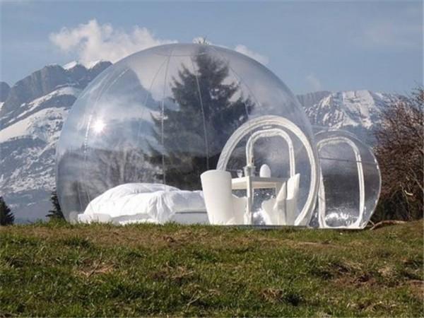 haus igloo blase wasserwaage aufblasbar zelt air seifenblasen house ebay. Black Bedroom Furniture Sets. Home Design Ideas