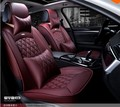 Brand New styling Luxury Leather 5 color 3D Car Seat Covers Front Rear Complete Set for