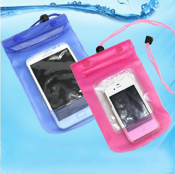 Hot Sale Mobile Phone Waterproof Bag Case Cover Underwater for Touch Water proof Mobile Phone Accessories Parts for iphone4 5 6(China (Mainland))