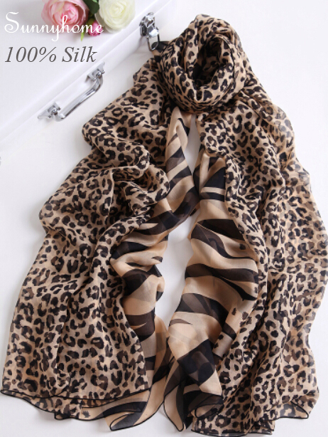 Women Scarf Luxury Brand 2016 brand Summer Style cc Scarf Fashion Woman Major Suit Striped Scarves Leopard silk Square Pashmina(China (Mainland))