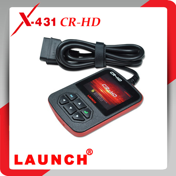 Free HONGKONG post !Launch CR-HD On-Line Update Heavy Truck Code Reader Best version(China (Mainland))
