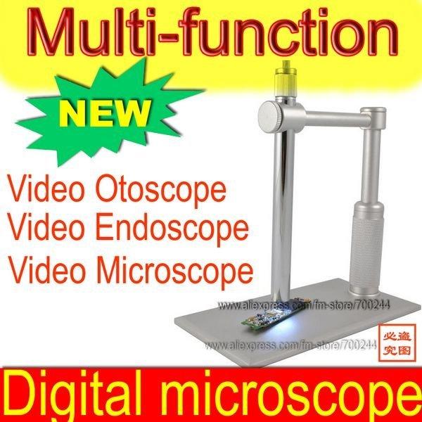 Free shipping USB digital microscope,video otoscope,endoscope,magnifier, webcam,USB pen camera,USB digital endoscope,borescope
