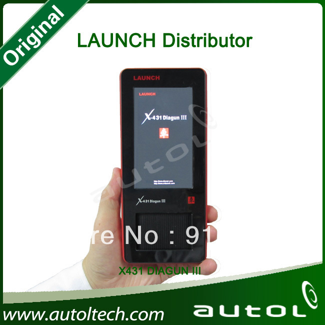 Auto Scan Tool Original Launch X431 Diagun III Diagun3 support English,Spanish,French,Portuguese Language and more...(China (Mainland))