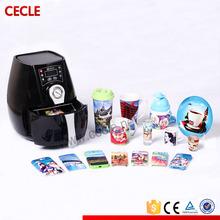 C2 version ST-1520 3D mini sublimation vacuum machine heat press machine for cups