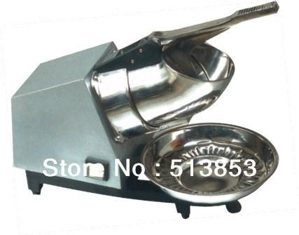 Фотография household commercial, electric ice crusher, ice crushing machine