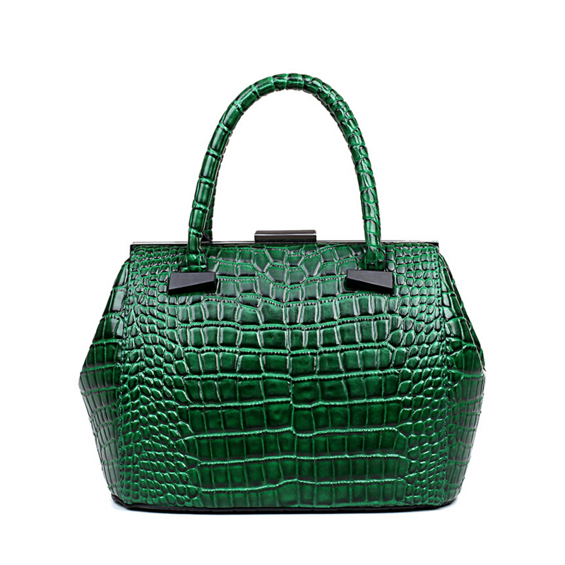 Women Handbag Summer New Fashion Messenger Handbags Ladies Crocodile Pattern PU Leather Shoulder Shell Bags Hasp bolsa feminina<br><br>Aliexpress