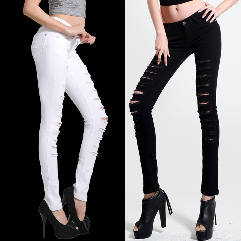 Popular Red Skinny Leg Jeans-Buy Cheap Red Skinny Leg Jeans lots ...