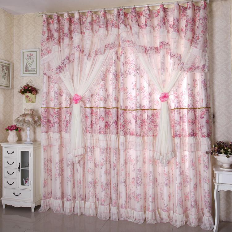 Compra los patrones de la cortina cenefa online al por - Tela cortinas infantiles ...