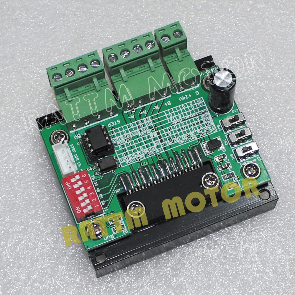 Single axis 3 5a tb6560 stepper stepping motor driver for Tb6560 stepper motor driver manual