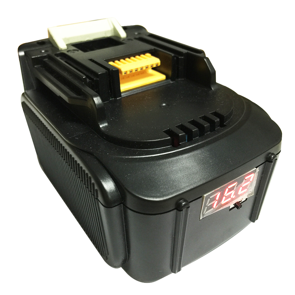 New Makita 14.4V BL1430 3000mAh Replacement Rechargeable Lithium Ion Power Tools Battery with LED Display Packs Free Shipping(China (Mainland))