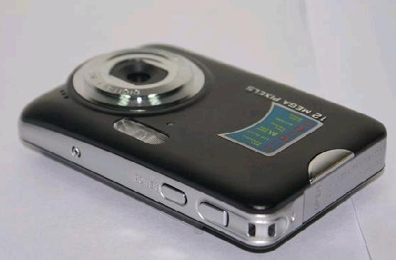 "2.7"" big screen cheap digital camera free shipping dropship"