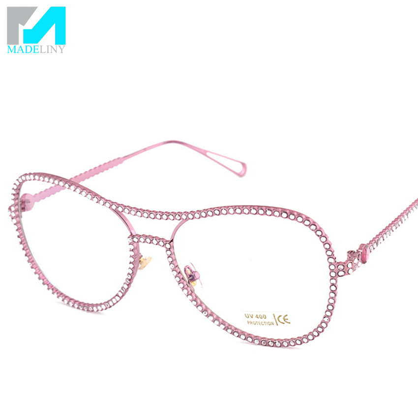 Designer Eyeglass Frames With Rhinestones : Popular Rhinestone Eyeglass Frames-Buy Cheap Rhinestone ...