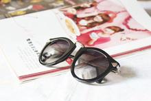 2015 Brand Designer Vintage Trend Sunglasses For Women Men Round Retro Sun Glasses Sports Bike Oculos