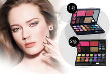 21 Colors eye Cosmetics Neutral Makeup Kit Eyeshadow Camouflage Facial Concealer Palette sexy girl for great gift F006(China (Mainland))