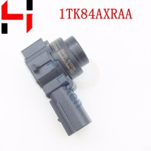 Buy , 4pcs 100% work original part 1TK84AXRAA OE# 0263023206 PDC Parking Aid Bumper Object Sensor Radar Reverse Assist for $31.03 in AliExpress store