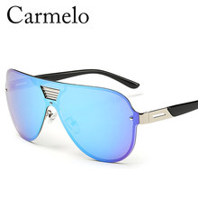 2016 New Arrival Carmelo HD True Color Film Polarized Glasses Men And Women Sunglasses The Same With Bingbing Fan  CM#2535