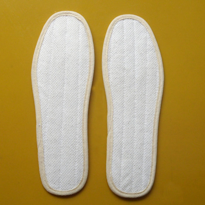 Loofah insole soft breathable antiperspirant natural loofah insole(China (Mainland))