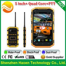 "In stock Original Hummer H6 IP68 Waterproof 3G 5.0"" Cell phone MTK6582 Quad Core 13MP Camera 3000mah Battery  PTT outdoor phones(China (Mainland))"