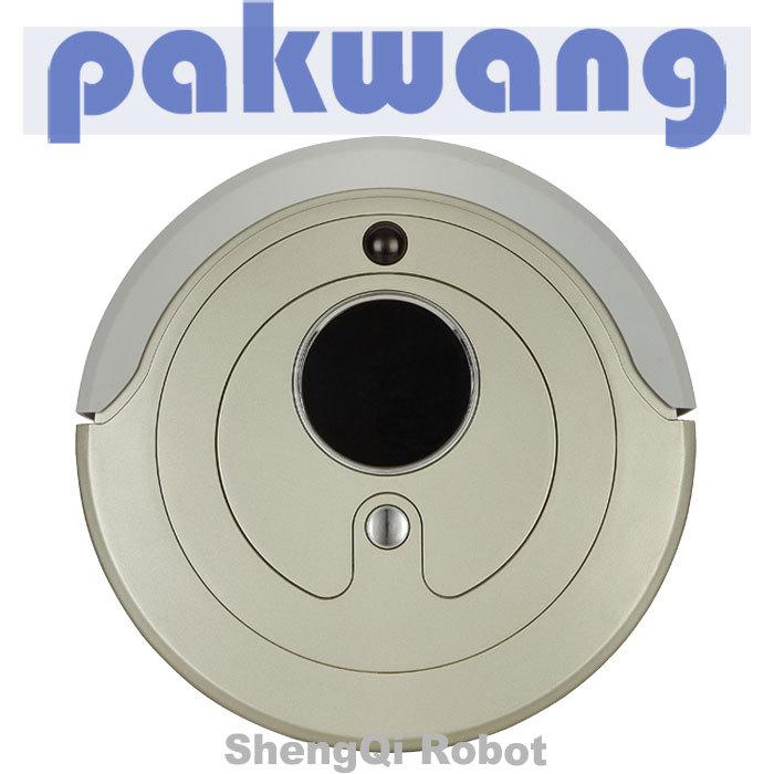 Robot intelligent vacuum cleaner mini Sweeper vacuum cleaner ash(China (Mainland))