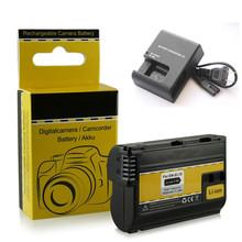 En-el15 фотокамеры для Nikon + EN-EL15 зарядное устройство для Nikon D600 D610 D600E D800 D800E D810 D7000 D7100 d750 V1 MH-25