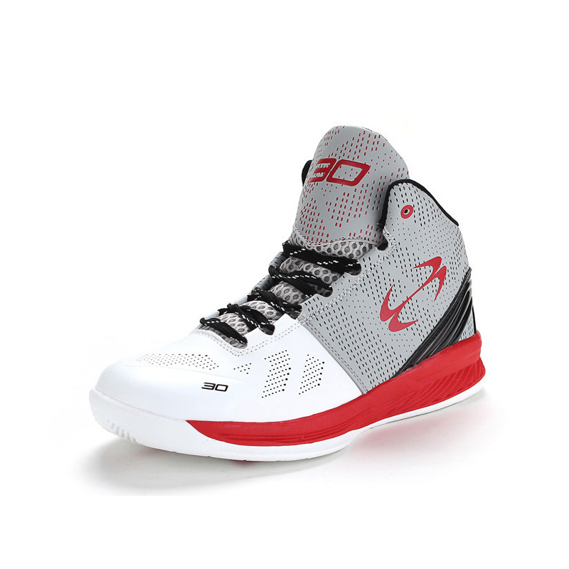 Under Armour UA Curry 2 Black White Basketball Shoes
