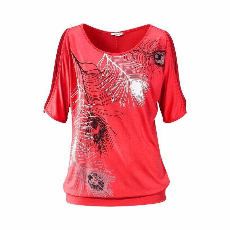 Женская футболка o