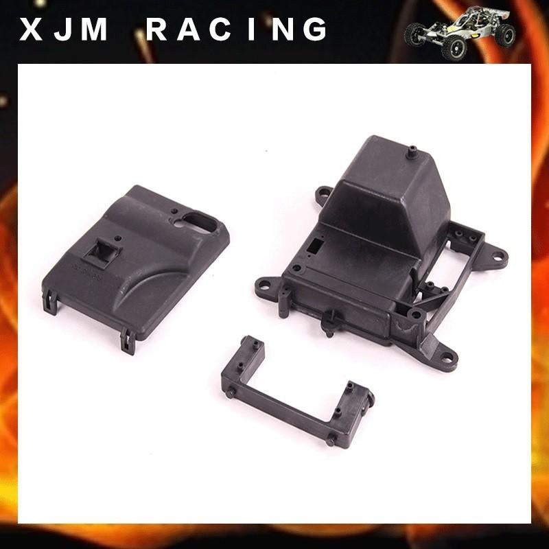 R/C racing car parts,baja radio box set for 1/5th RC Gas Model Car/for baja