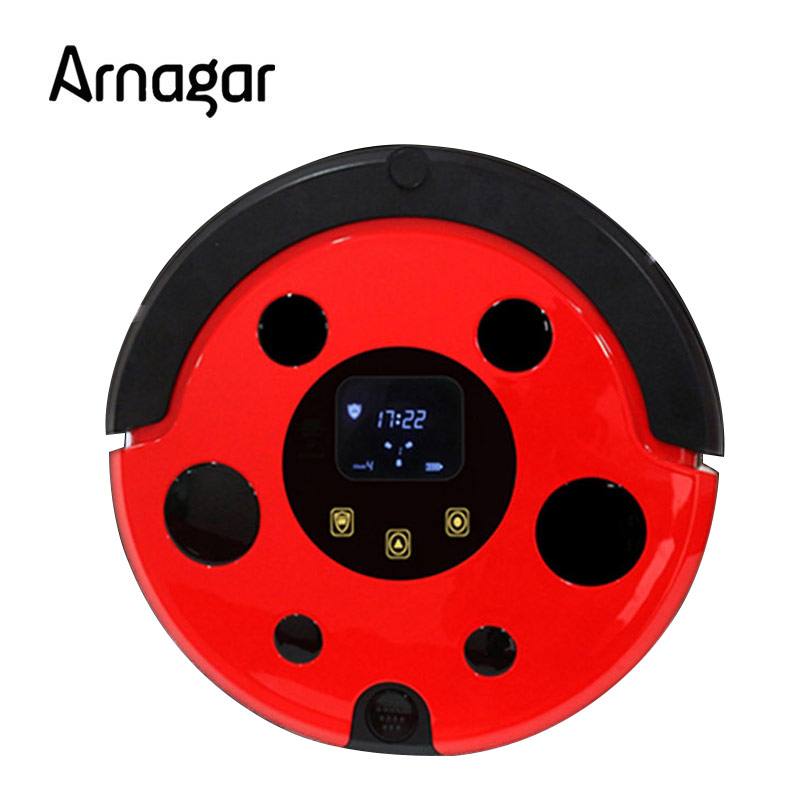 New Coming Smart Wet Robotic Vacuum Cleaner Wet and Dry Clean MOP Water Tank HEPA Filter, Aspirateur ROBOT(China (Mainland))
