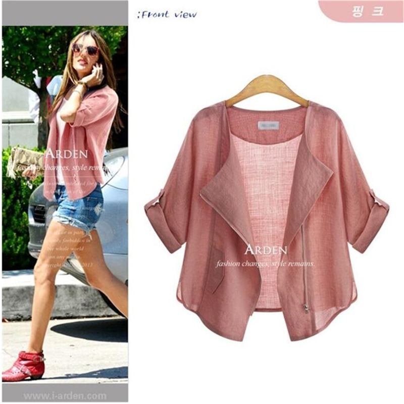 Shirts Women Large Size 5xl Cardigan2016summer Shirt Loose