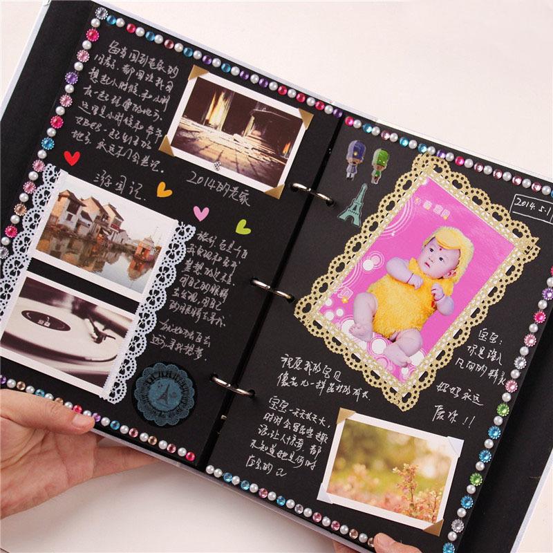 Famoso Idee Album Fotografici Fai Da Te ~ Una Collezione di Idee per Idee  XJ43