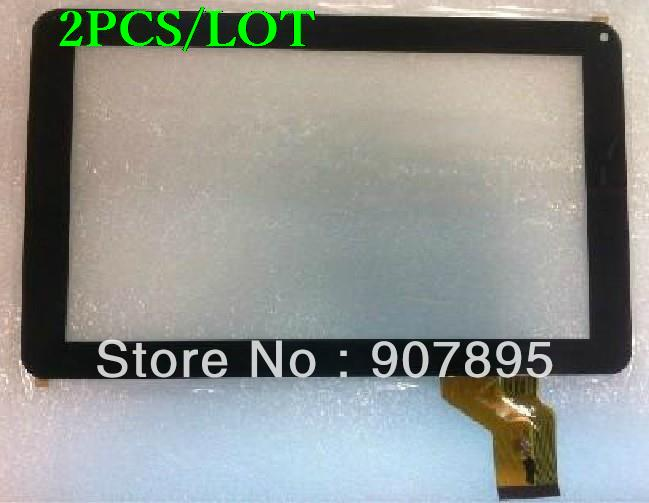2PCS 0926a1-HN 9 inch touch screen Galaxy N8000 digitizer panel Sensor Glass dh-0926a1-fpc080 Noting size and color<br><br>Aliexpress