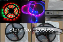 5M 30leds/M 1903 IC Chip Magic Ornament Dream Color RGB Flash LED Light Strip 5050 133 change silicon tube Waterproof(China (Mainland))