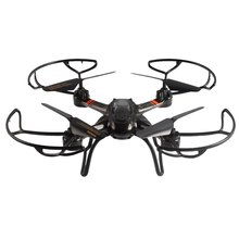 New Arrival Mould King UFO 33041A RC 2.4G 4CH 6 Axis Gyro Hover Quadcopter with Propeller Protector Light