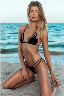 Neon sexy Swimwear Women s Fashion Not Neoprene Bikinis Woman New Summer 2016 Sexy Swimsuit Bathing