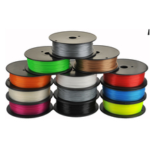 China express 1.75mm pla filament 13 color 3d printer accessories extruder for impressora 3d createbot ,Makerbot, RepRap,etc