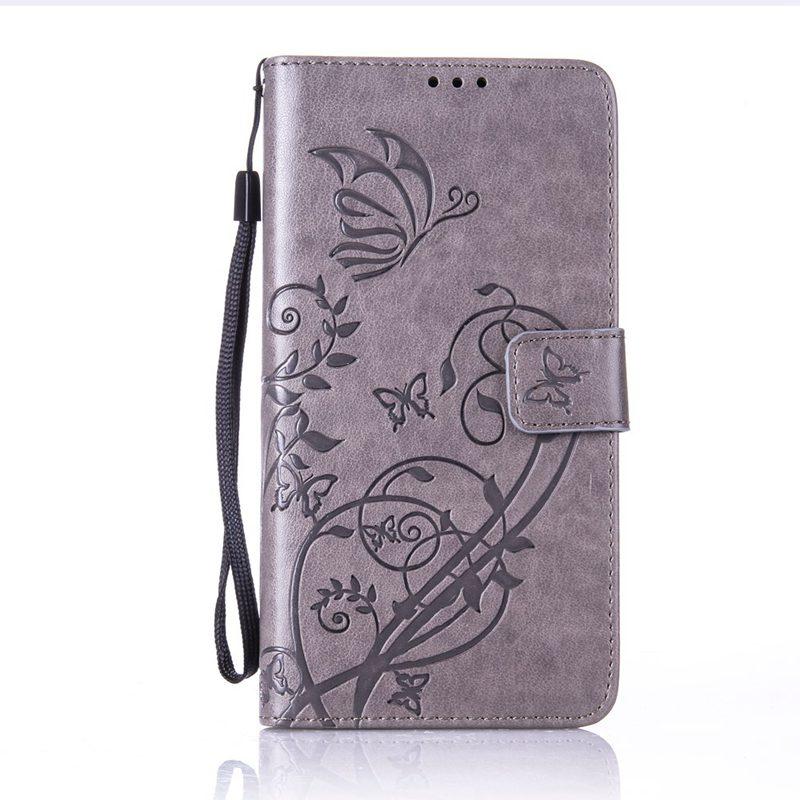 Huawei Honor 5C Case PU Leather Flip Cover Coque Wallet Bag Etui Funda Carcasa  -  segocom store
