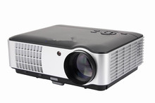 Home Theater RD-806 Led Projector Full HD 2800Lumens Support TV Video Games PS3 Home Cinema Video Projector 1080p Movie(China (Mainland))
