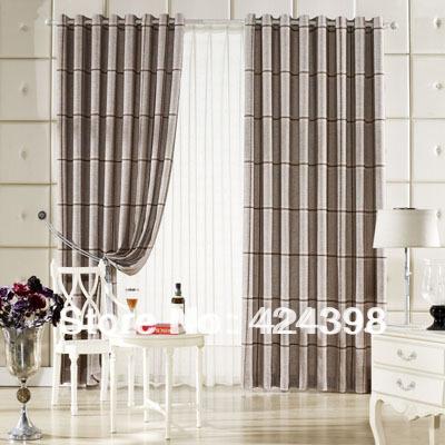 Acheter morden rideaux de fen tre pour le for Rideau pour fenetre de salon