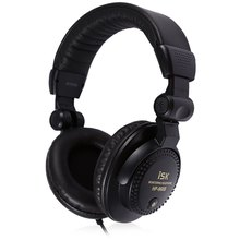 ISK HP-960B Headphone Professional Stereo Dynamic Monitor Noise Cancelling  Headset Music Earphones for Computer DJ(China (Mainland))