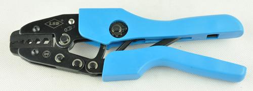 AN-04H Ratchet Crimping Plier for coaxial cable connectors BNC crimper RG58 crimp tool(China (Mainland))
