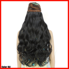 clip in extensions synthetic