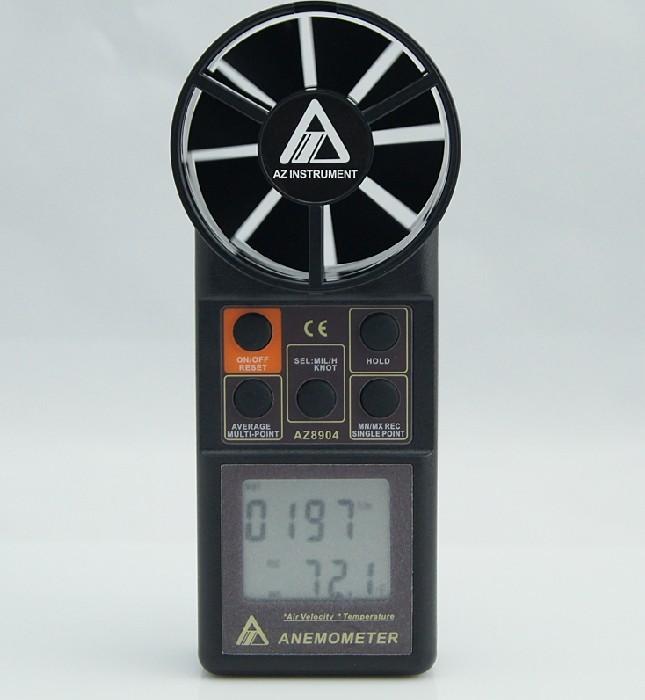 One handheld digital anemometer wind speed meter wind speed tester electronic measuring instruments