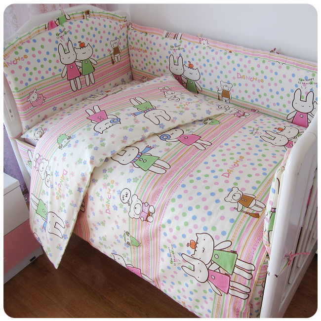 baby bedding kit bed around quilt cover sheet pillow case