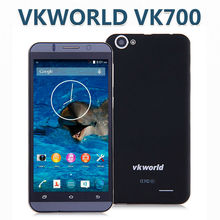 New original vkworld VK700 5.5-inch Android4.4os dual sim card 1gb ram 8gb rom 3G android phone 5.0MP front 13.0MP back camera(China (Mainland))