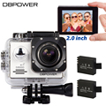 DBPOWER Original SJ4000 WIFI SJ5000 WIFI Series Action Camera Waterproof 1080P 30fps Action Cam Sport Camera