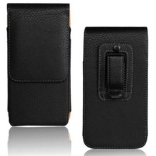 Buy Belt Clip PU Leather Waist Holder Flip Cover Pouch Case Elephone S7 Mini/S3 Lite/S3 5.2 Inch for $8.54 in AliExpress store