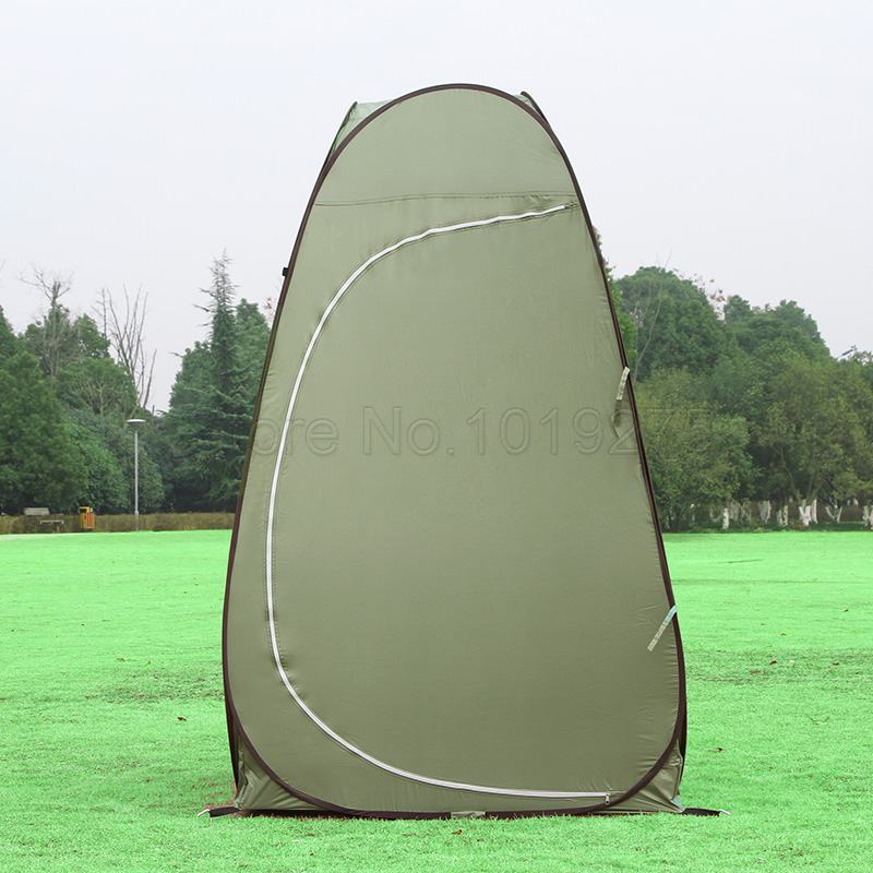 Waterproof Portable Shelter Fishing Camping Shower Tent