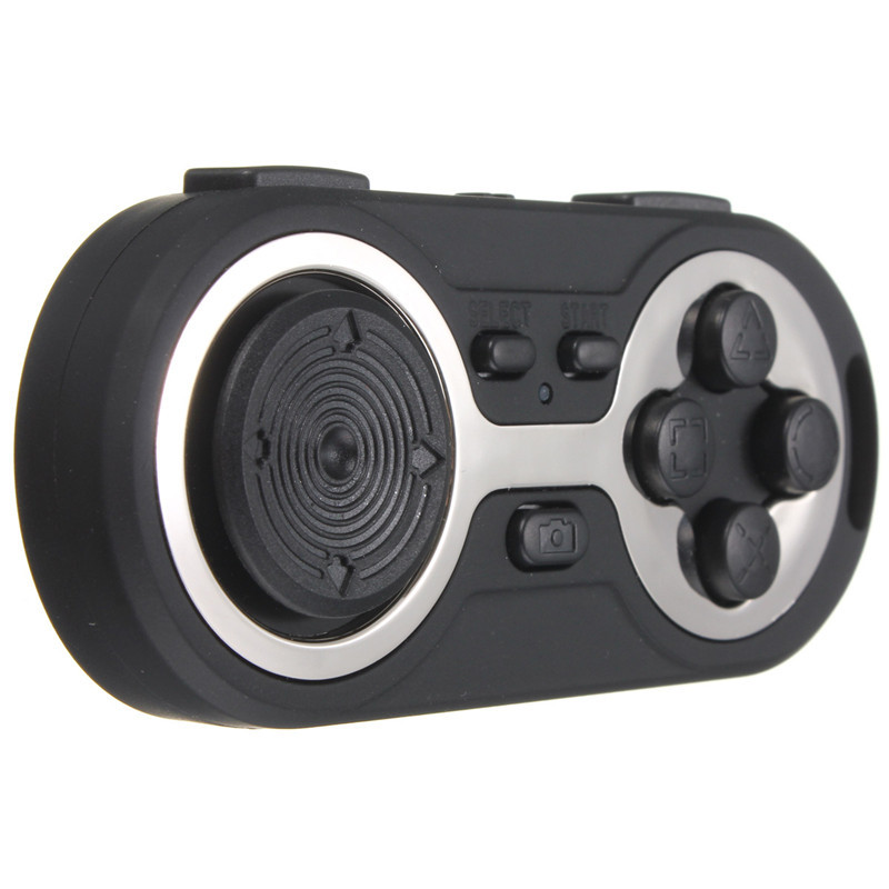 image for Multifunction Black Mini Wireless Bluetooth V3.0 Game Controller Shutt